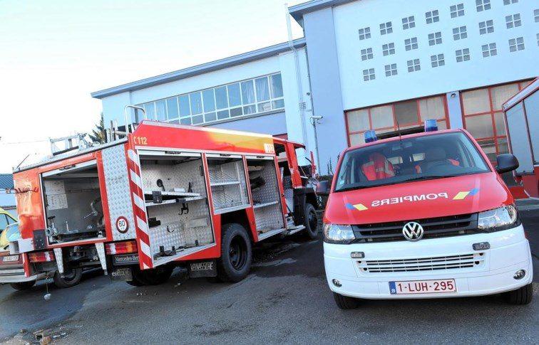Nouvelle caserne des pompiers : communiqué de presse